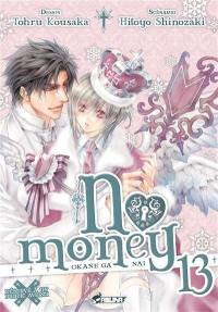 No money. Volume 13, No money