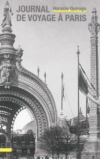 Journal de voyage à Paris