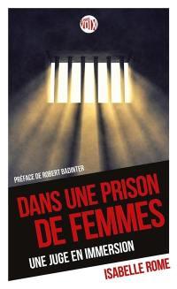 Dans une prison de femmes