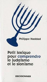 Petit lexique pour comprendre le judaïsme et le sionisme
