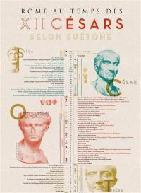 Rome au temps des XII césars selon Suétone
