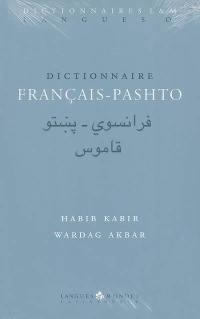 Dictionnaire français-pashto