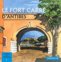 Le fort carré d'Antibes
