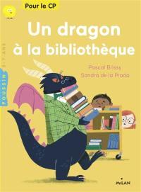 Un dragon à la bibliothèque