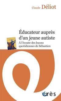 Educateur auprès d'un jeune autiste