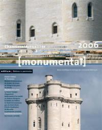 Monumental. n° 1 (2006), Vincennes