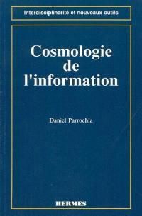 Cosmologie de l'information