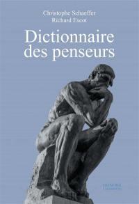 Dictionnaire des penseurs