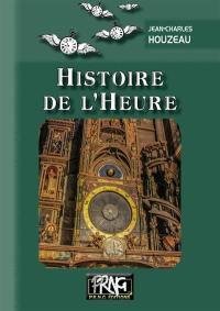 Histoire de l'heure