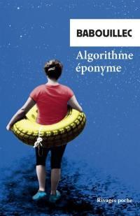 Algorithme éponyme; Suivi de Raison et acte dans la douleur du silence; Suivi de Je, ou Autopsie du vivant