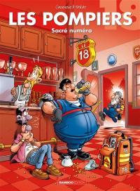 Les pompiers. Volume 18, Sacré numéro
