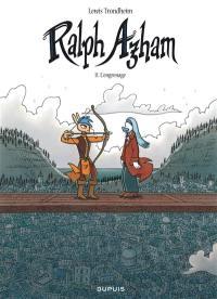 Ralph Azham. Volume 11, L'engrenage