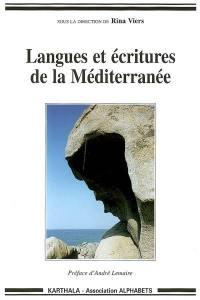 Langues et écritures de la Méditerranée