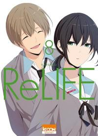 Relife. Volume 8, Relife