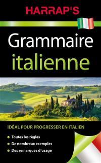 Harrap's grammaire italienne