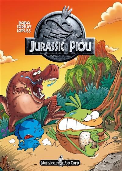 Le piou. Volume 4, Jurassic piou