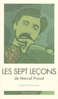 Les sept leçons de Marcel Proust