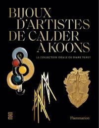 Bijoux d'artistes, de Calder à Koons : la collection idéale de Diane Venet