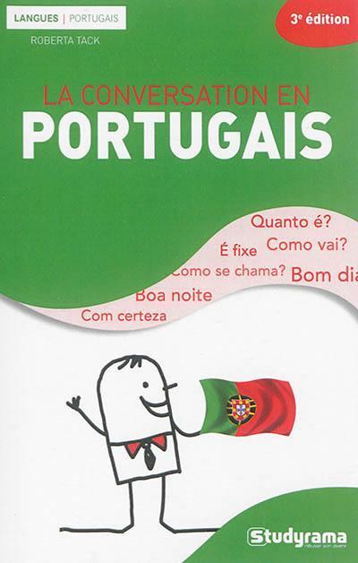 livre   la conversation en portugais  u00e9crit par roberta tack - studyrama