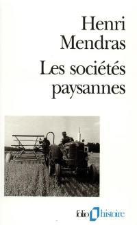 Les sociétés paysannes : éléments pour une théorie de la paysannerie