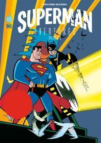 Superman aventures. Volume 3, Superman aventures