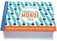 Les plus jolies citations du monde 2019