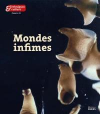 Techniques & culture. n° 68, Mondes infimes