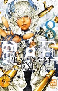 Platinum end. Volume 8, Platinum end