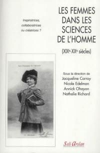 Les femmes dans les sciences de l'homme (XIXe-XXe siècles)