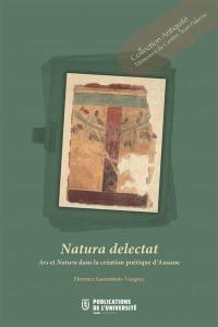 Natura delectat
