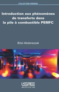 Introduction aux phénomènes de transferts dans la pile à combustible PEMFC