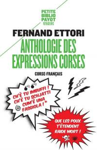 Anthologie des expressions corses