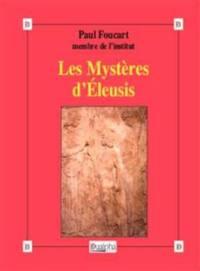 Les mystères d'Eleusis