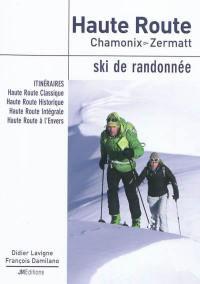 Haute Route, Chamonix-Zermatt
