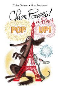 Chien Pourri à Paris : pop-up