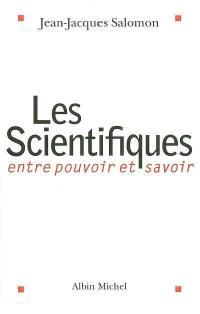 Les scientifiques