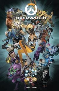 Overwatch. Volume 1, Origins