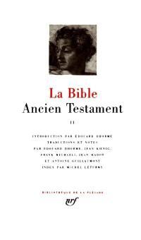 La Bible. Volume 2, Les Quatre grands prophète