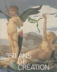 350 ans de création : les artistes de l'Académie de France à Rome de Louis XIV à nos jours