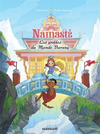 Namasté. Volume 4, Les griffes du Mande Barung