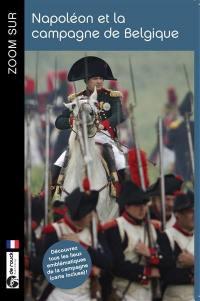 Napoléon et la campagne de Belgique