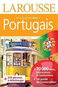 Portugais : mini dictionnaire : français-portugais, portugais-français = Portugês : dicionario mini : francês-português, português-francês