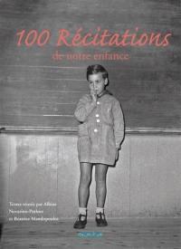 100 récitations de notre enfance
