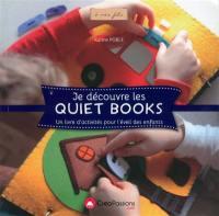 Je découvre les quiet books