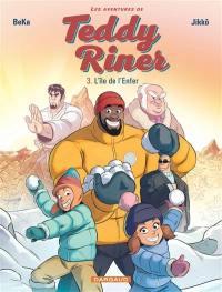 Les aventures de Teddy Riner. Volume 3, L'île de l'enfer