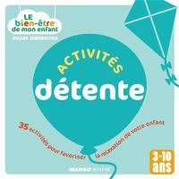 Activités détente