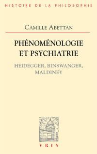 Phénoménologie et psychiatrie