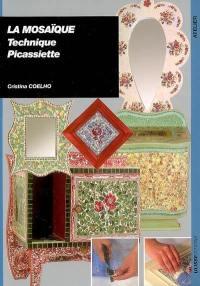 La mosaïque : technique Picassiette