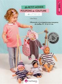 Le petit monde des poupons en couture de Little Lu