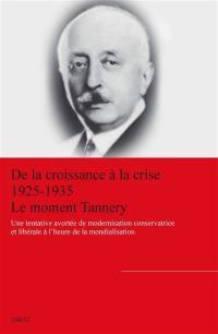 De la croissance à la crise (1925-1935)